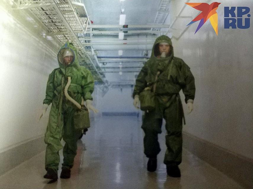 Ученые в закрытом центре «Вектор». Фото: АНО «Инновационный центр Кольцово»