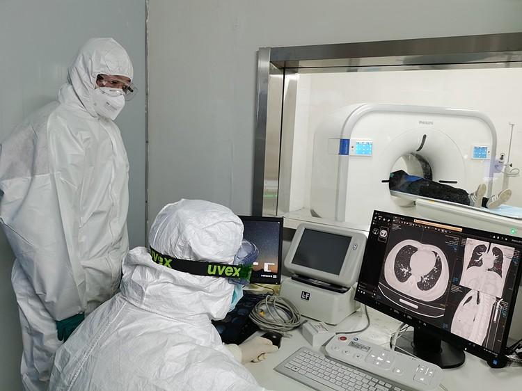 В конце января исследователи получили образцы штамма нового коронавируса