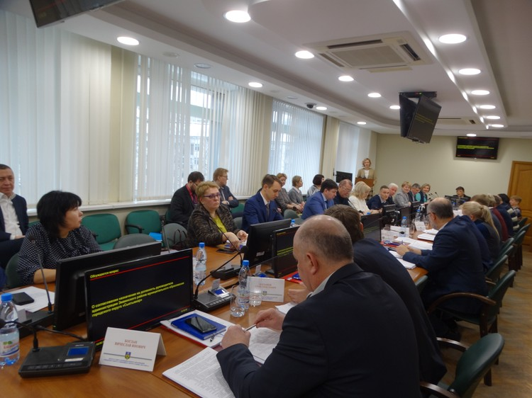 Депутаты совета города проголосовали единогласно