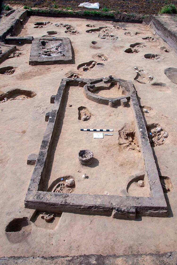 Археологи надеются найти в этом районе другие захоронения. Фото: antiquities.gov.eg