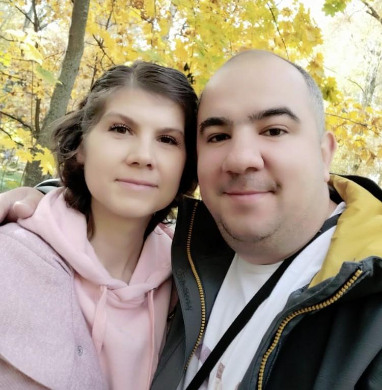 Спустя год врачи не узнали Лену Фото: из личного архива Елены и Андрея Потаповых