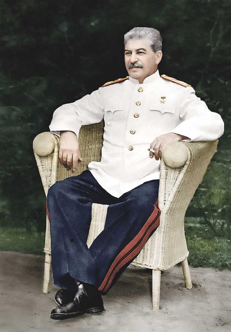 Иосиф Сталин (1878 - 1953). Фото: wikimedia.org