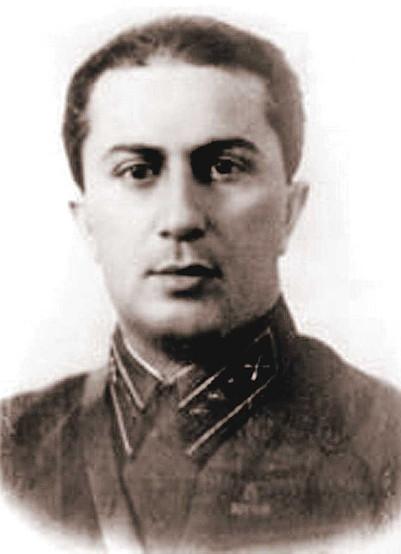 Яков Джугашвили, сын Сталина и Сванидзе (1907 - 1943). Фото: wikimedia.org