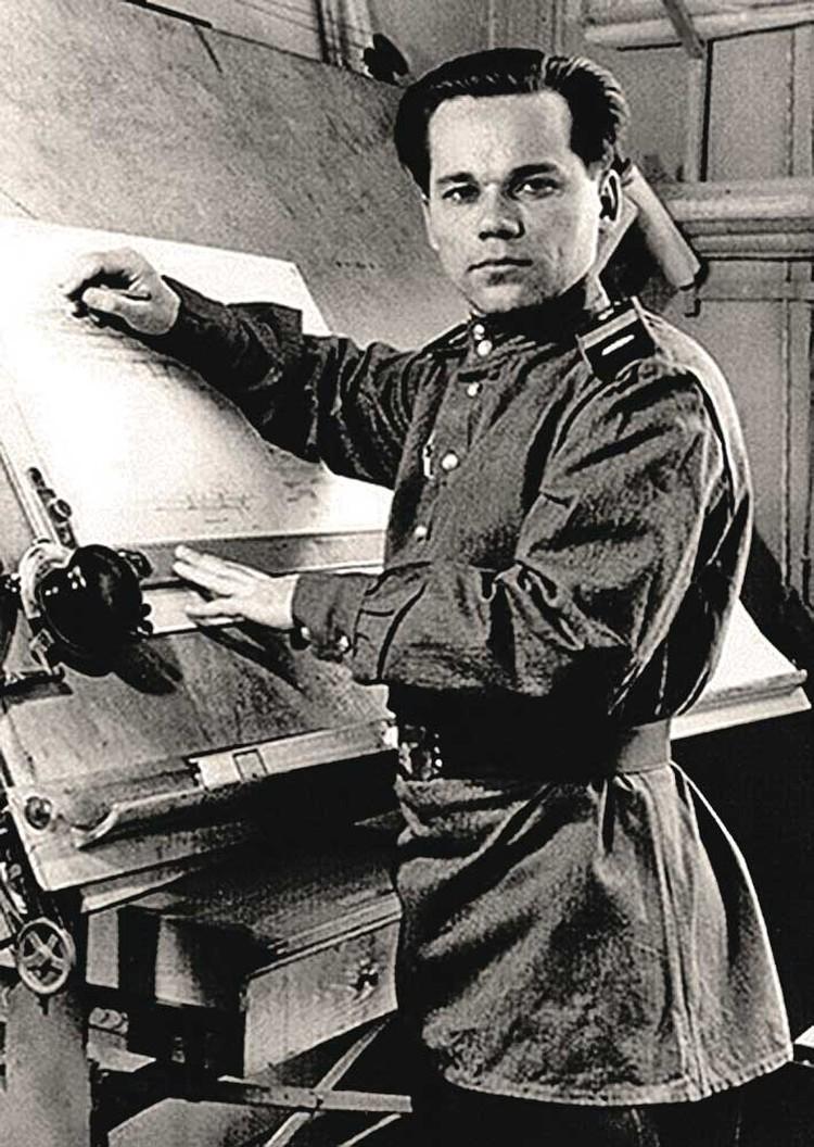 Знаменитый оружейник. Фото: mil.ru.