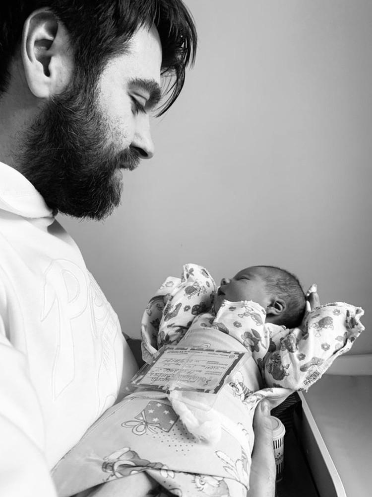 Малышка появилась на свет в День всех влюбленных