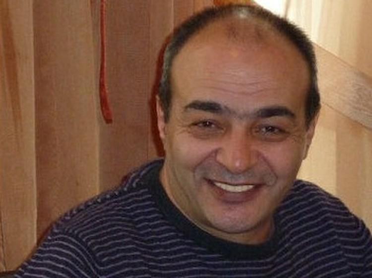 """Бизнесмен Джейхун Джафаров. Фото со страницы в """"Одноклассниках"""""""