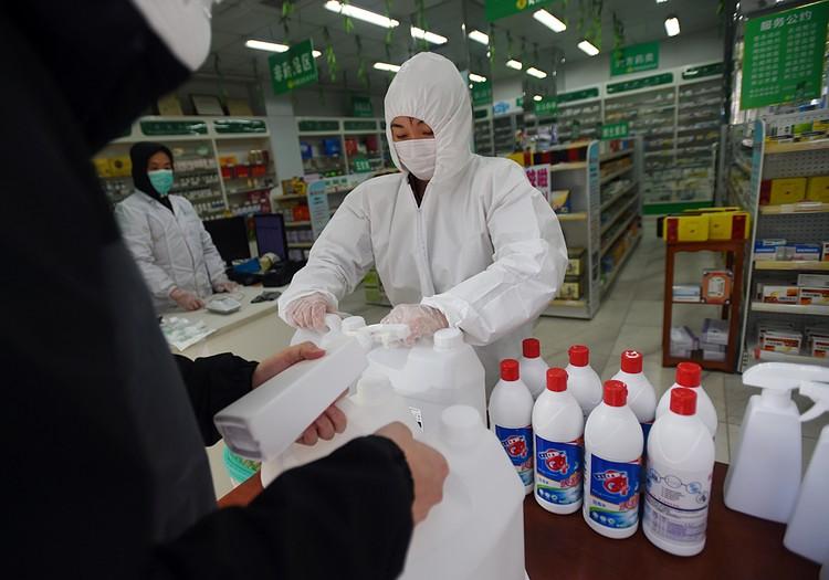 Hикакой эпидемии ни в Китае, ни где бы то ни было, нет и в помине