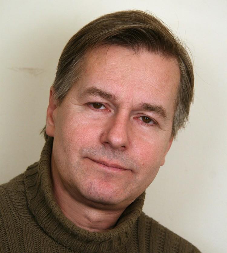 Актер Игорь Ливанов.