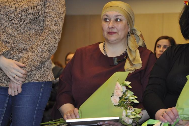 Светлана Запрялова буквального вытащила замерзшего ребенка с того света.