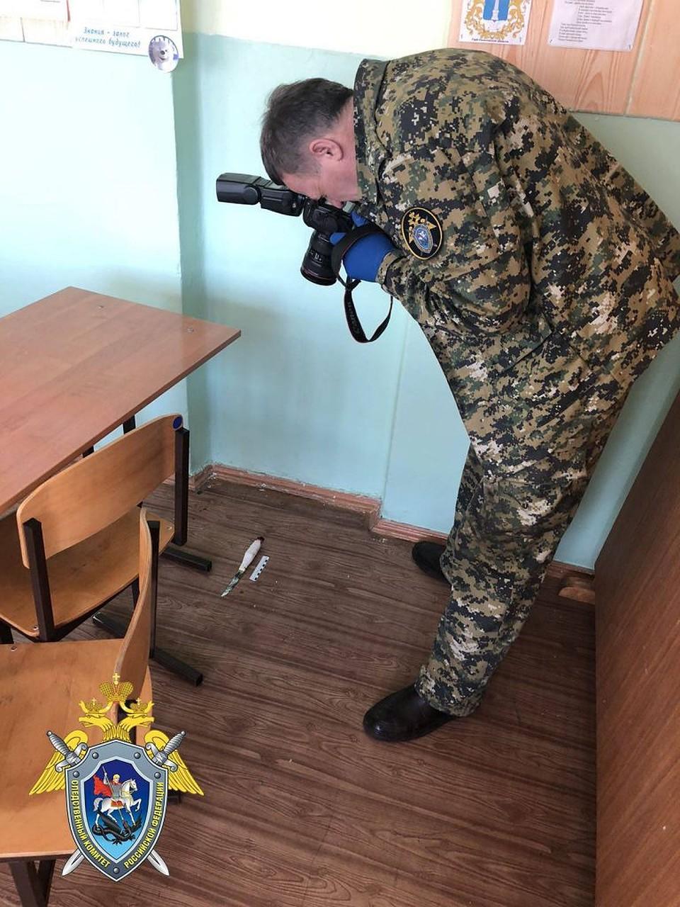 Фото: пресс-служба следственного комитета Ульяновской области.