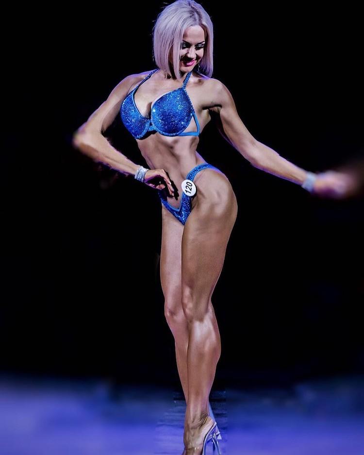 Из-за подготовки к соревнованиям сибирячка довела себя до булимии. Фото: instagram.com/tatianaarchekova