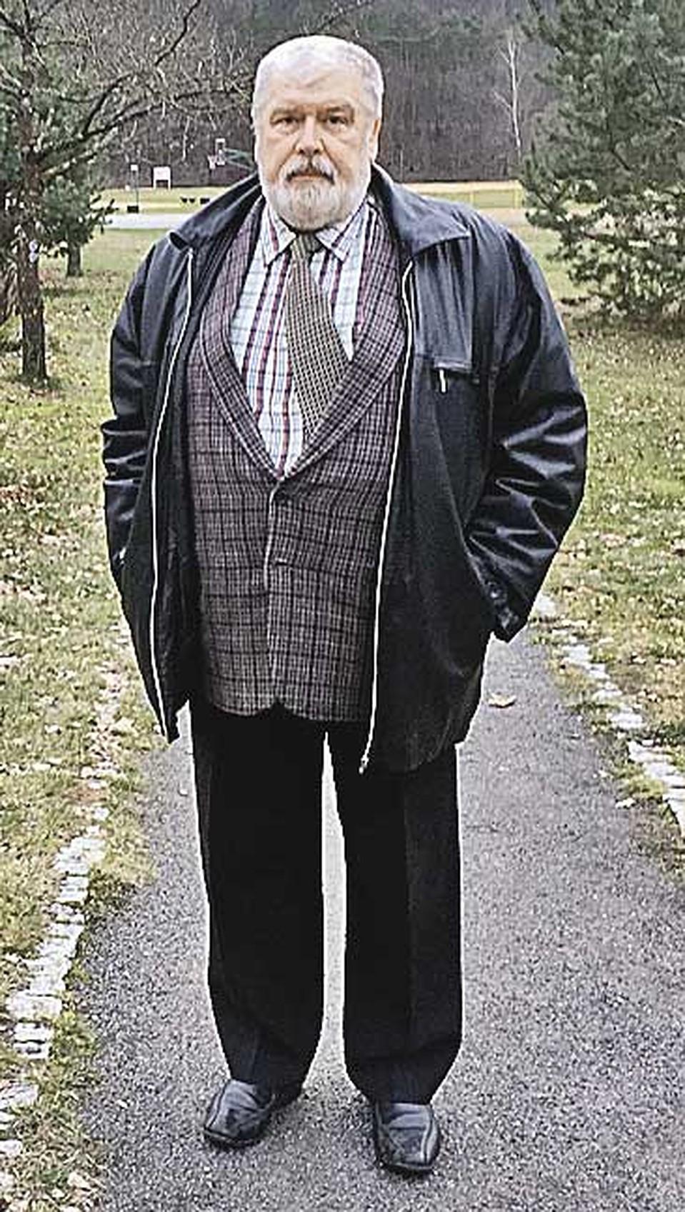 Историка Валерия Иванова литовские спецслужбы преследуют с 1991 года. Фото: Елена КРИВЯКИНА