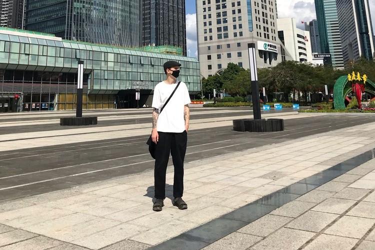 Парень застрял в Поднебесной из-за просроченной визы. Фото: www.instagram.com/street_pijon.cn