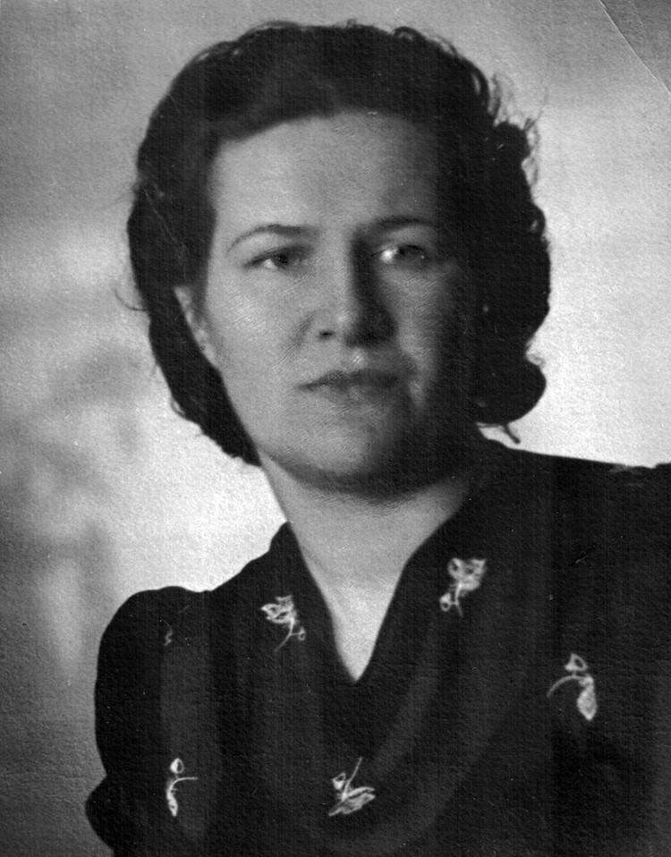 Елизавета Павловна Сандалова