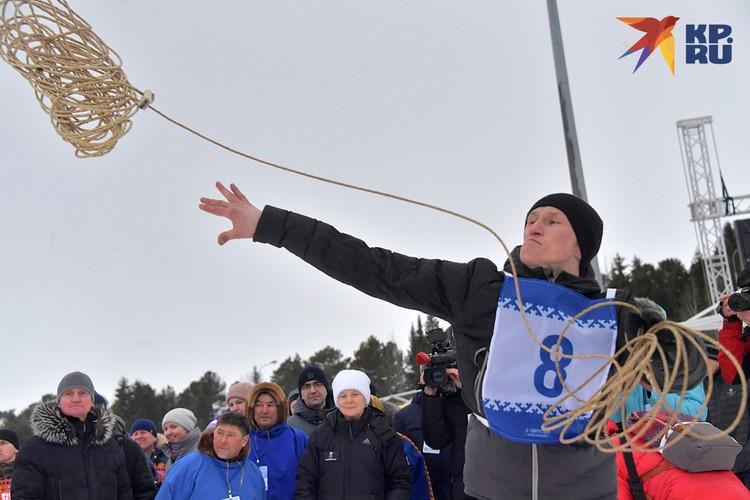 Традиционный праздник «День оленевода» прошел в Ханты-Мансийске
