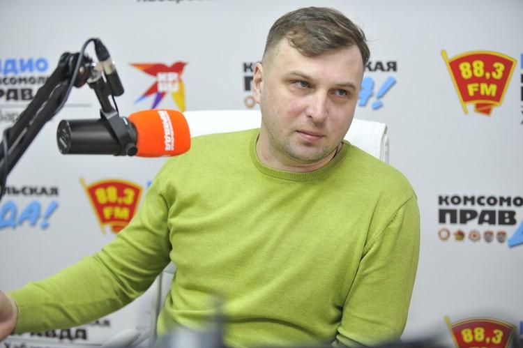Василий Лебедев, предприниматель