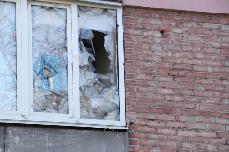 Массированному минометному обстрелу со стороны Украины подвергся многострадальный микрорайон Октябрьский в Донецке