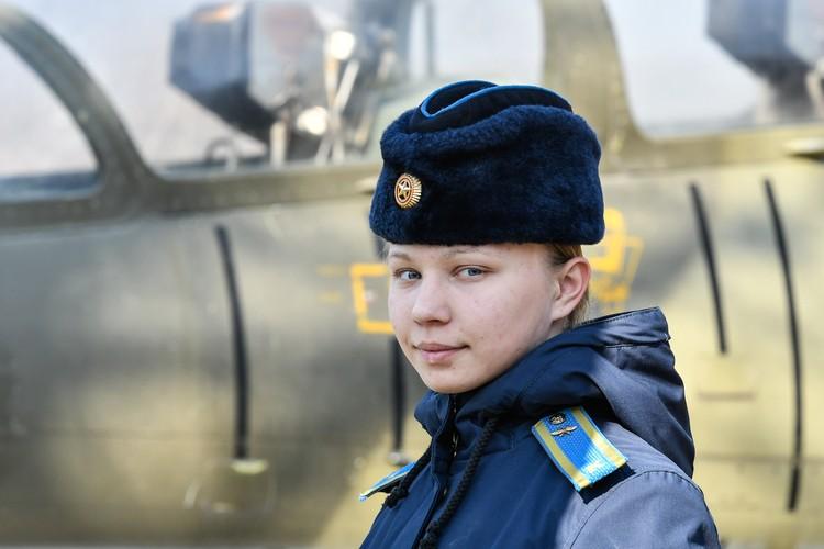 Елизавета Федотова мечтает бороздить космос.