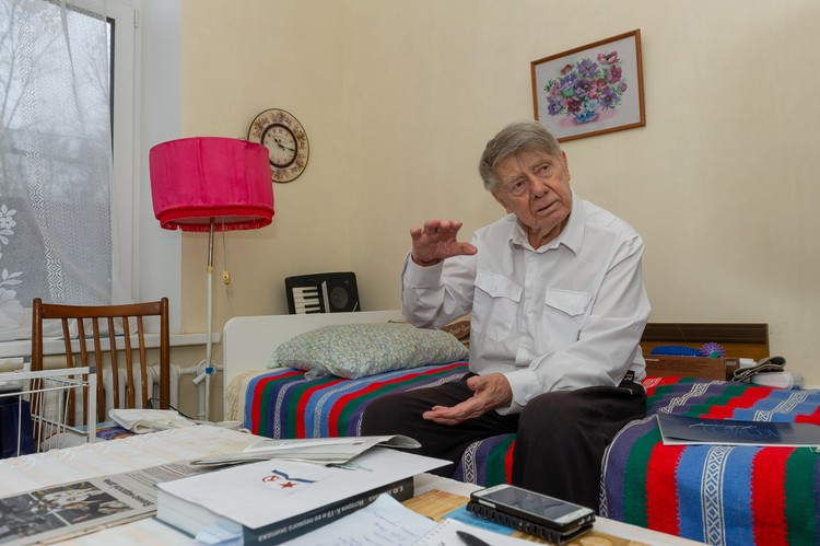Владимир Ваганов до сих пор отчетливо помнит каждую минуту борьбы с разбушевавшимся реактором.