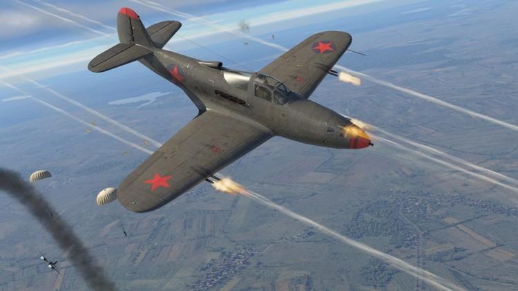 Впервые в истории кино сцена воздушного боя будет сниматься в ходе реальной компьютерной игры War Thunder.