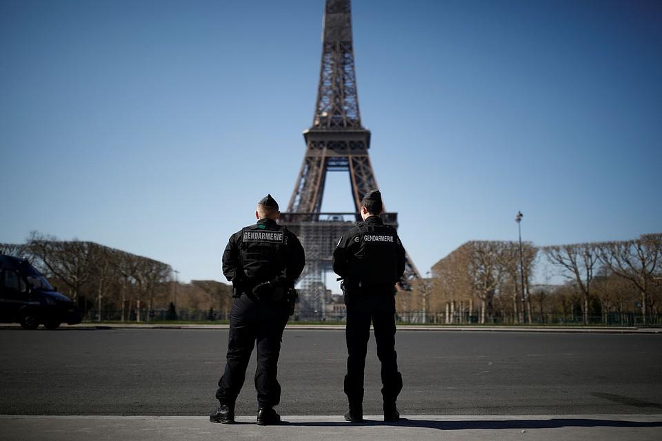 Французские власти посчитали, что введенных ограничительных мер для борьбы с коронавирусом недостаточно. Фото: REUTERS