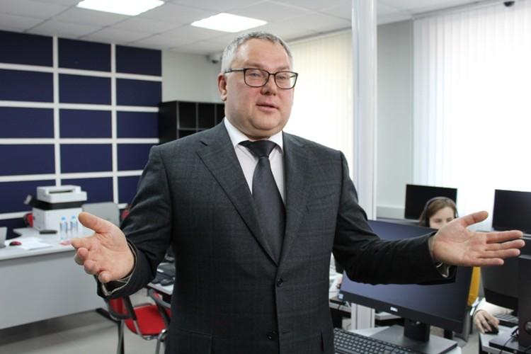 Олег Мосолов.