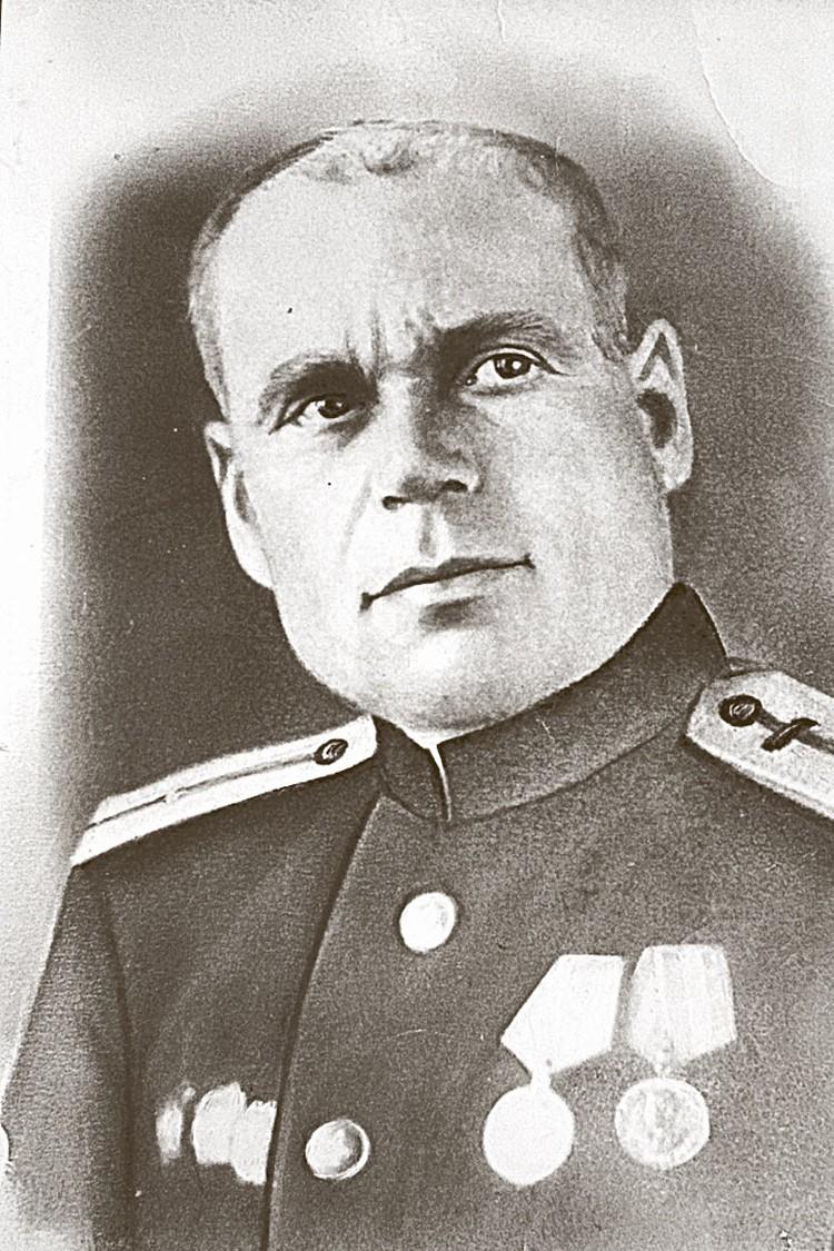 Никифор Тарасович Агиенко - родоначальник династии. Фото: личный архив.