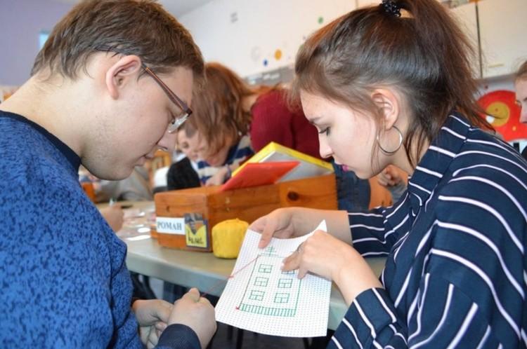 """Вторая часть проекта - социализация особенных ребят. Фото: """"Радимичи - детям Чернобыля"""""""