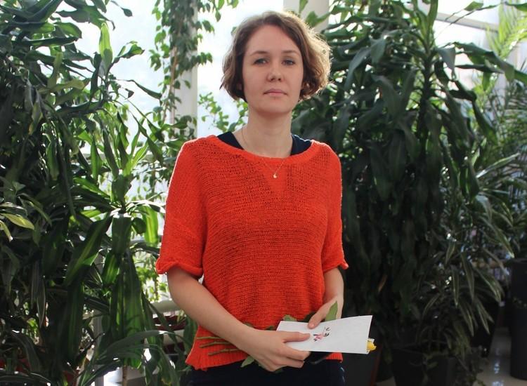 Ольга Бабушкина, специалист по связям с общественностью. Фото из личного архива героини материала