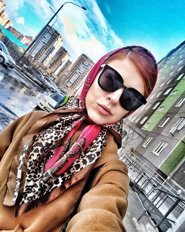 Гламурный хореограф в Тюмени. Фото: Instagram what_does_the_fox_say4