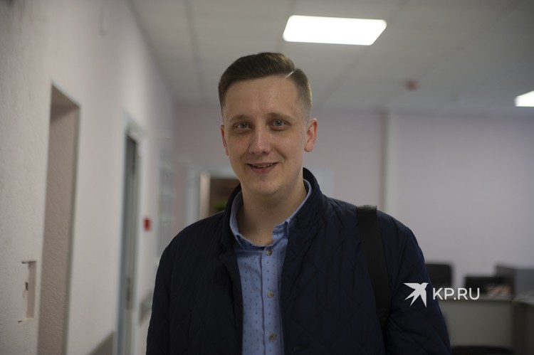 8:00. Станислав приходит на работу в поликлинику ГКБ№6.