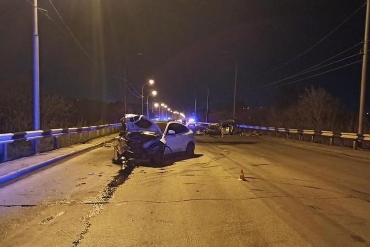 По факту произошедшей аварии проводится доследственная проверка. Фото: «Инцидент Новосибирск».