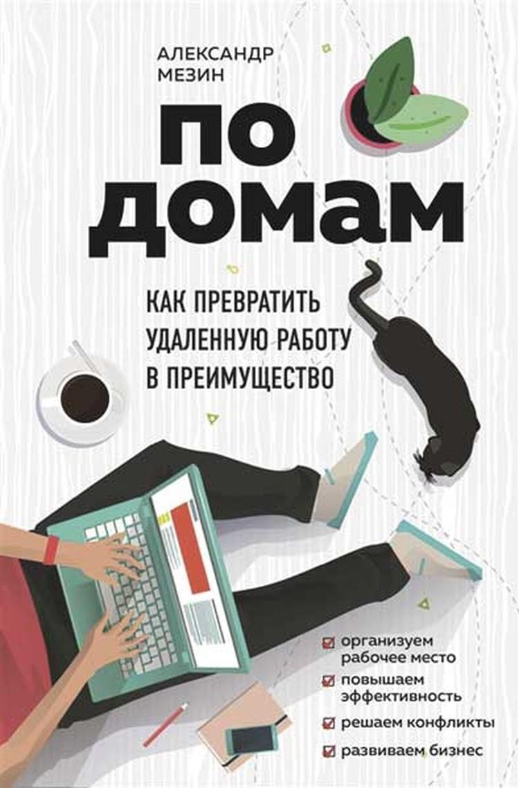 Александр Мезин «По домам. Как превратить удаленную работу в преимущество».