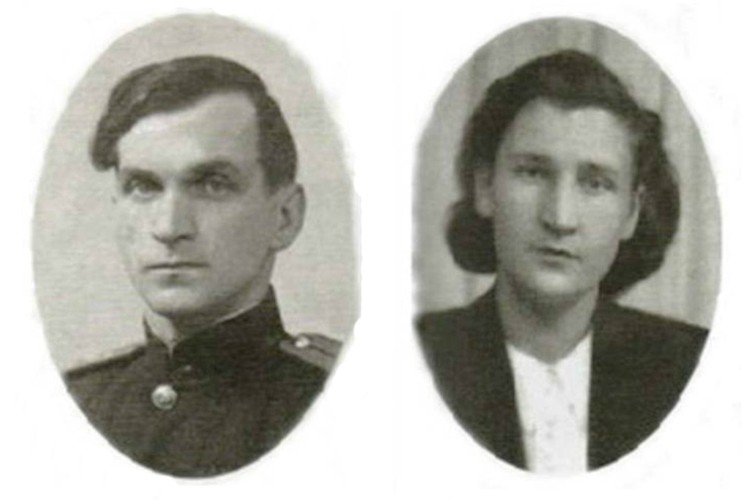 Вера Константиновна и Сергей Николаевич Гавриловы. Фото: Из семейного архива