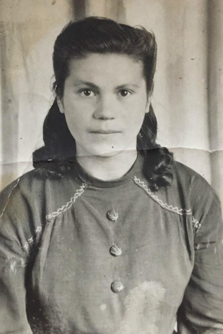 Отец Валентины из концлагеря не вернулся. Фото: Из семейного архива