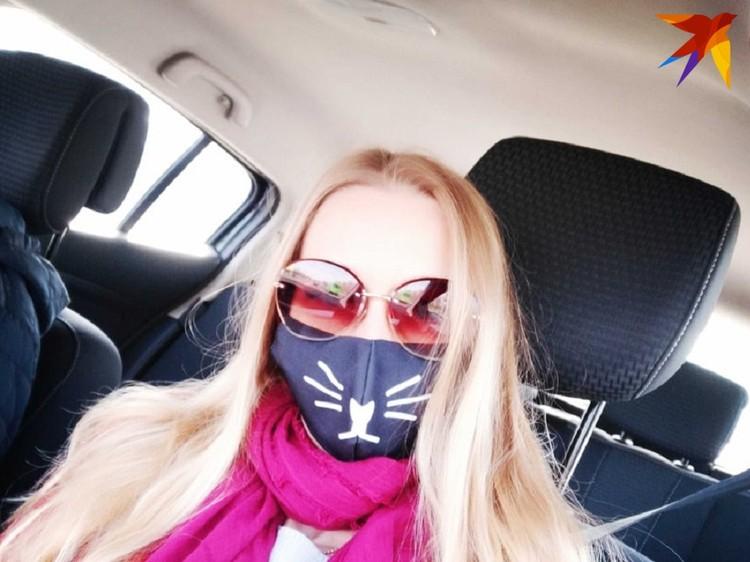Анна предпринимала меры предосторожности, в том числе носила маску. Но, к сожалению, все равно заболела.