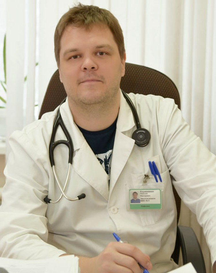 Николай Каравашкин рассказал о том,как тольяттинцев лечат от коронавируса