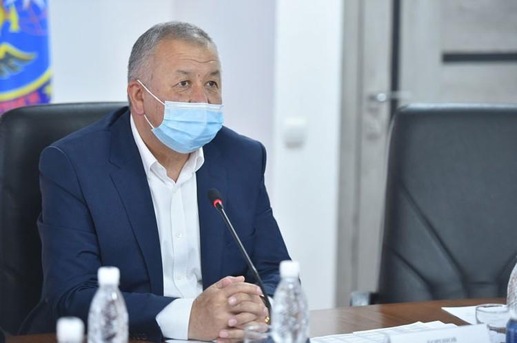 Боронов предупредил об ужесточении мер, если ситуация ухудшится.