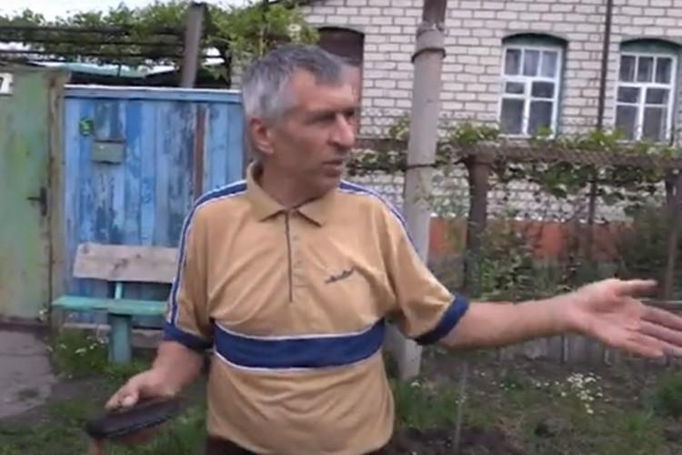Федор Заган рассказал, как обстреливали поселок Донецкий. Фото ГТРК ЛНР