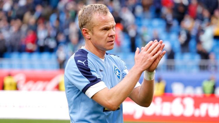 Карьеру игрока Анюков завершил в родной Самаре.