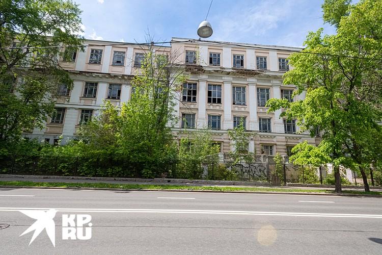 Проектировал здание небезызвестный архитектор Лев Кекушев