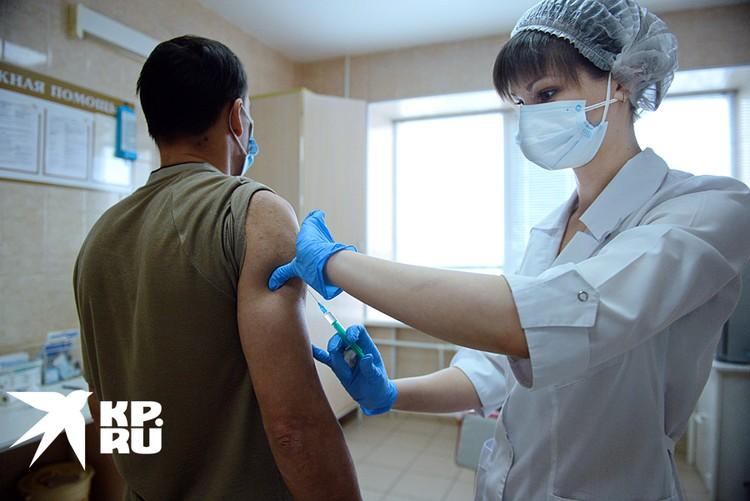Первый этап клинических исследований обычно проводится только на здоровых добровольцах
