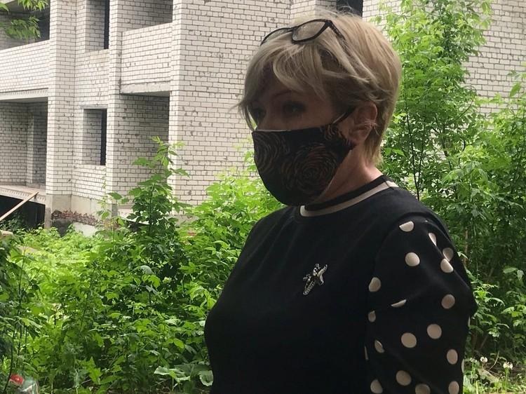 Татьяна Загородняя. Фото со страницы Уполномоченного по правам ребенка в Саратовской области