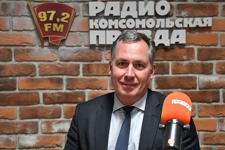 Президент Олимпийского комитета России Станислав Поздняков.