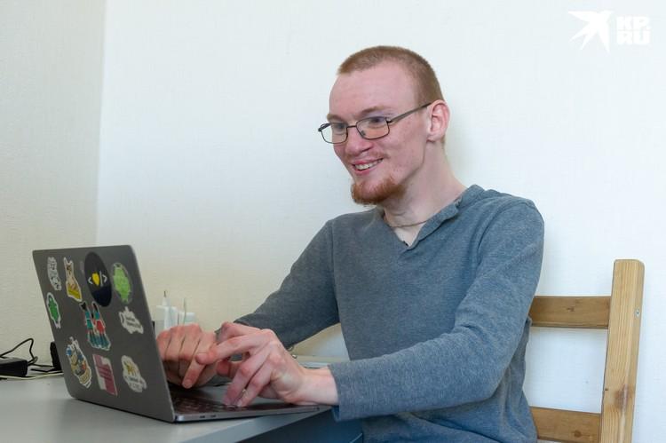 В 21 год петербуржец Иван Бакаидов попал в список Forbes.