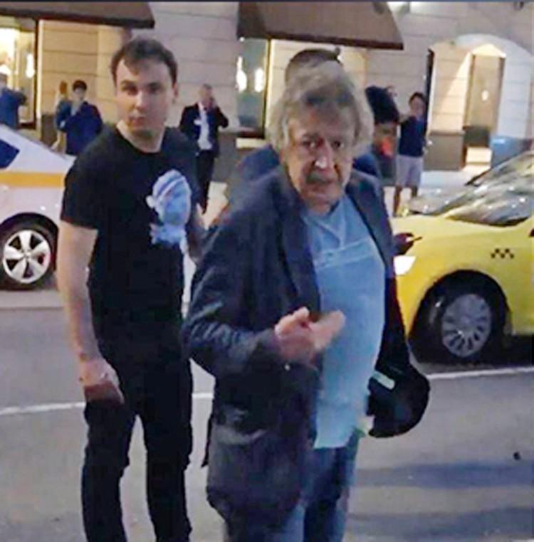 """Михаил Ефремов заявил, что его не надо """"отмазывать"""" после смертельного ДТП"""