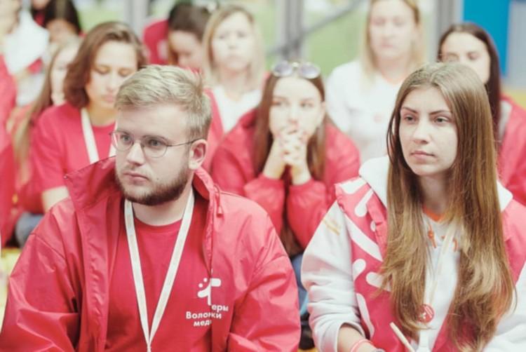 Марк Ефременко (слева) - региональный координатор Всероссийского общественного движения «Волонтеры-медики». Фото: предоставил Марк Ефременко