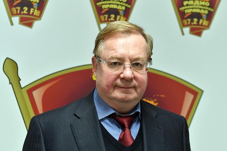 Что творилось тогда в штабе операции по освобождению заложников «КП» рассказал Сергей Степашин, возглавлявший в то время ФСБ