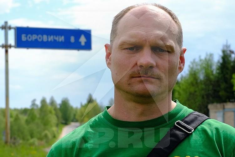 Иван Кулаков сам было взялся за поимку обидчика дочери.