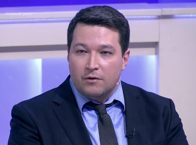Эксперт по общественному здоровью и международному здравоохранению, иммунолог Николай Крючков.